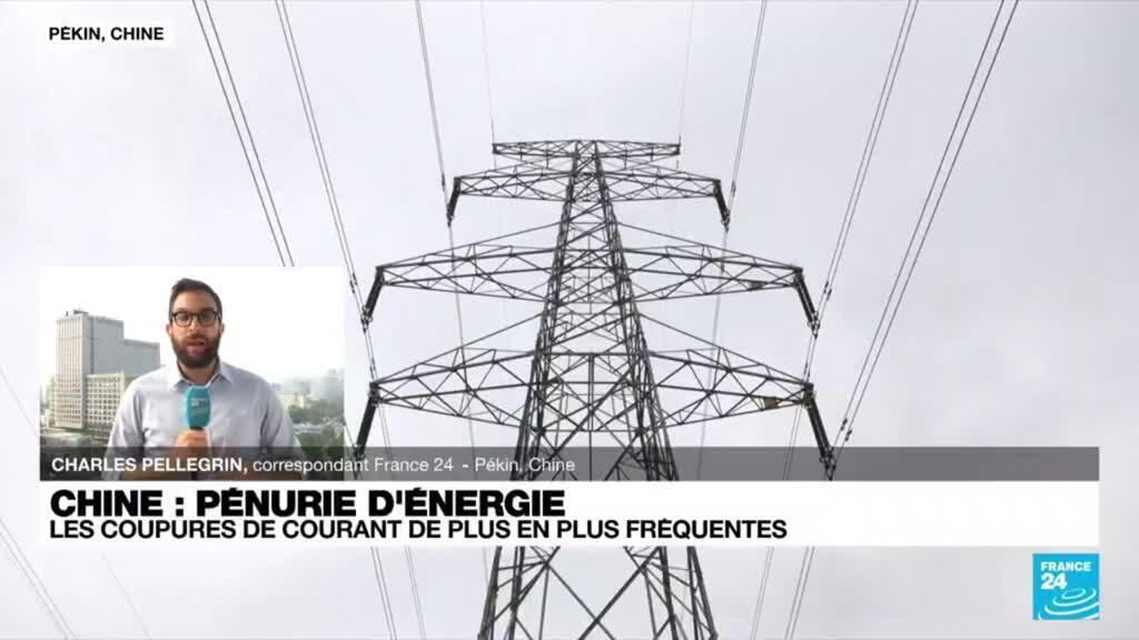 2021-09-30 08:34 Pénurie d'énergie en Chine : les coupures de courant de plus en plus fréquentes