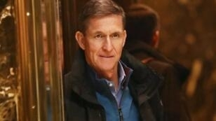 مستشار الأمن القومي السابق للرئيس الأمربكي مايكل فلين