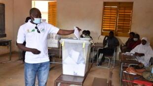 Niger élection