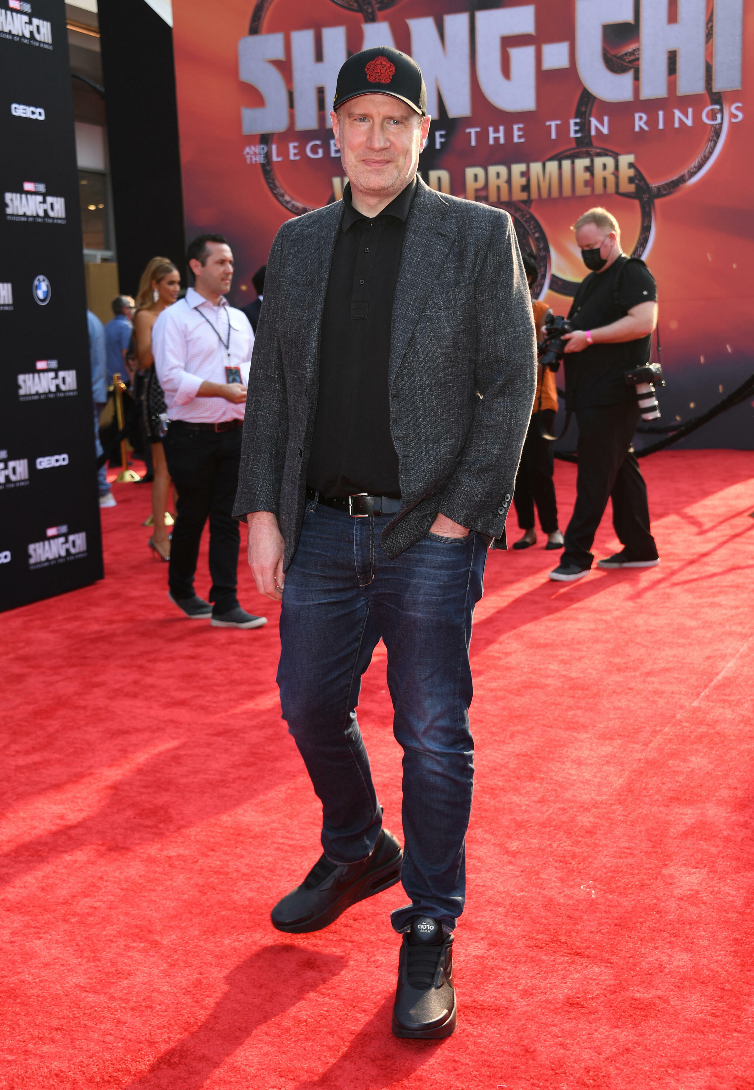 Marvel Studios president Kevin Feige has sought to push back against criticism that the film conforms to Western stereotypes of China