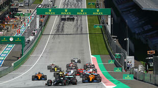 The 2020 Formula One season got underway on Sunday