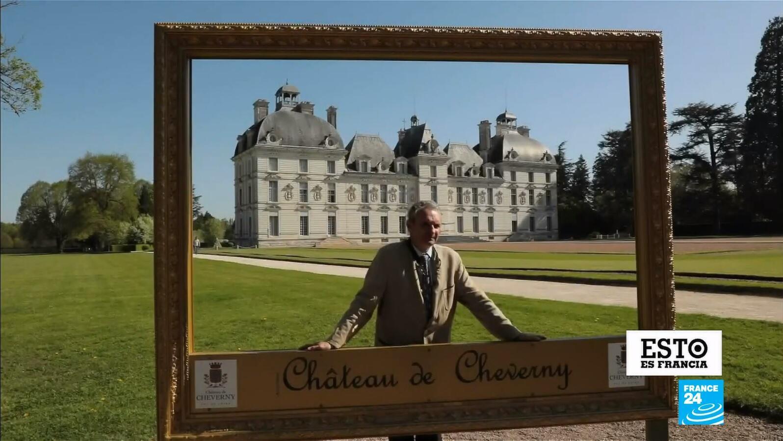 esto es Francia - castillo de Cheverny