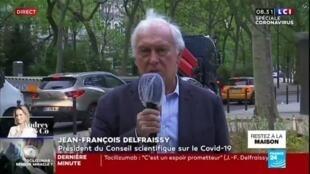 2020-04-28 12:03 Covid-19 en France : Un médicament contre l'arthrite pourrait être efficace