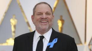 Harvey Weinstein en una entrega de Premios Óscar.