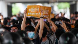 À Hong Kong, les manifestants font tout pour échapper à la surveillance numérique de Pékin