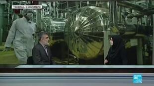 إيران تستأنف تخصيب اليورانيوم