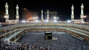 """D'après le ministre iranien de la Culture, les conditions """"ne sont pas réunies"""" pour le pèlerinage des Iraniens à La Mecque."""