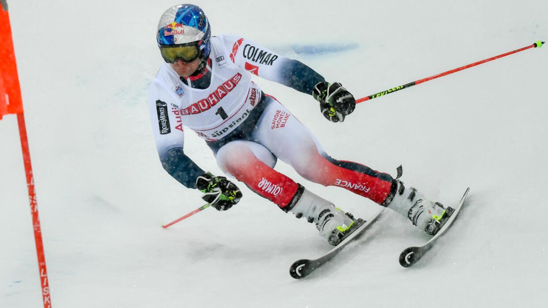 Ski Suspicion Of Adductor Injury For Pinturault France 24 Teller Report