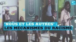 """Le musée de l'Homme accueille l'exposition """"Nous et les autres, des préjugés au racisme"""" jusqu'au 8 janvier 2018."""