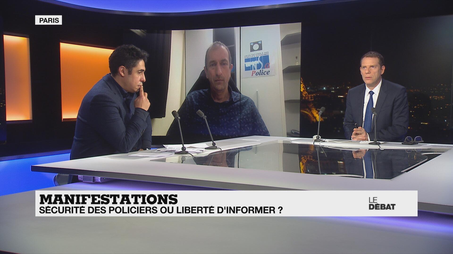 Le Débat de France 24 - lundi 23 novembre 2020