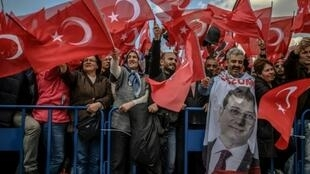 The opposition's victory in Istanbul was not to Erdogan's liking
