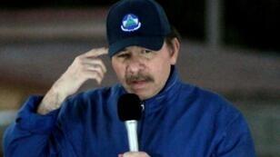 Nicaragua's President Daniel Ortega