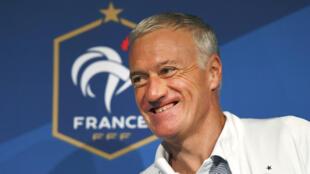 Didier Deschamps a récemment qualifié les Bleus pour la Coupe du monde 2018.