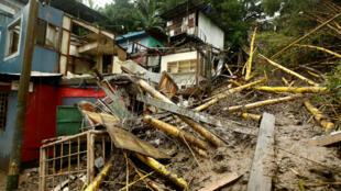 Paso de tormenta Nate por Costa Rica dejó numerosos daños materiales.