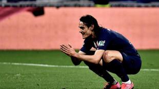 Le PSG d'Edinson Cavani va tenter de se qualifier pour les quarts de finale de la Ligue des champions face au Borussia Dortmund mercredi 10 mars.