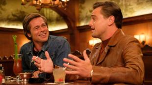 "Brad Pitt et Leonardo DiCaprio, amis pour la vie, dans ""Once Upon a Time... Hollywood"" de Quentin Tarantino."
