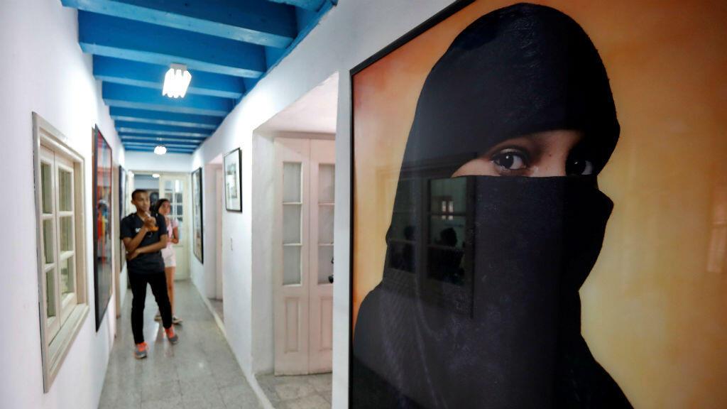 Imagen de una de las exhibiciones.