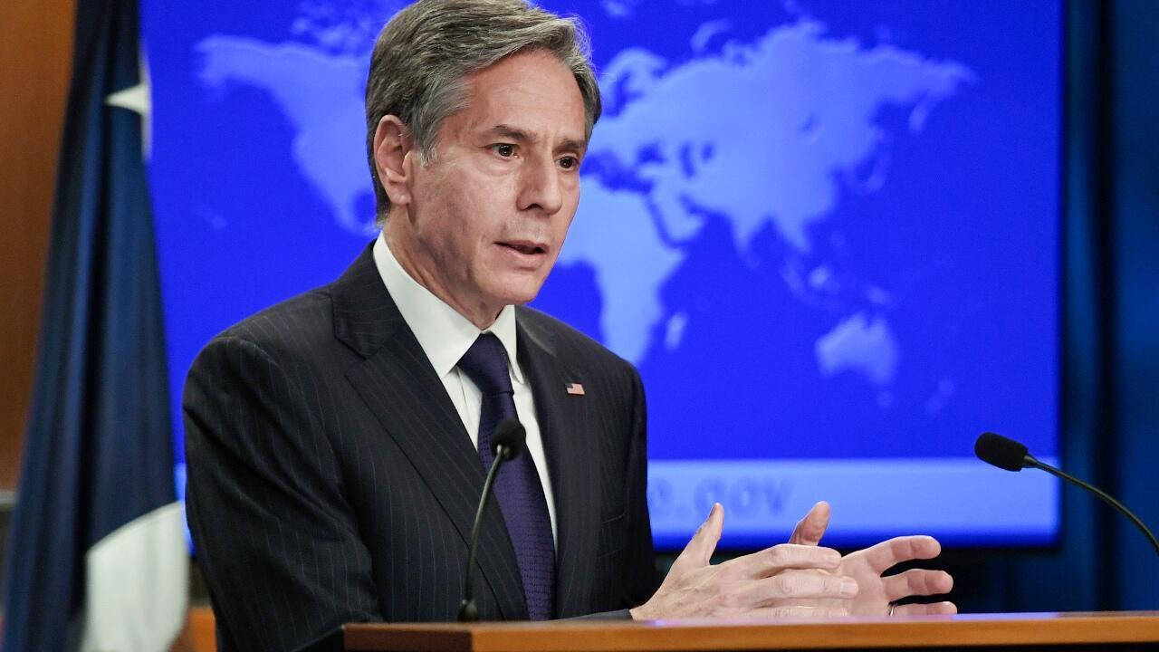 Blinken Afghanistan