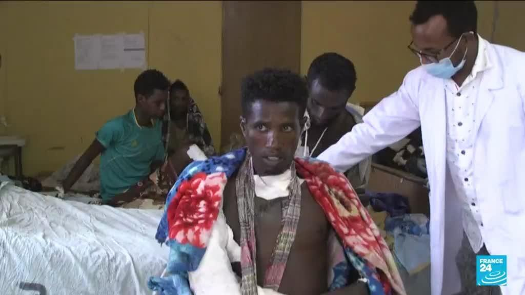 2021-06-29 20:45 Ethiopia's Tigray region ravaged by almost eight months of fighting