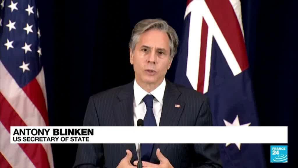 2021-09-17 08:02 Blinken calls France vital partner in Indo-Pacific after Australia rift