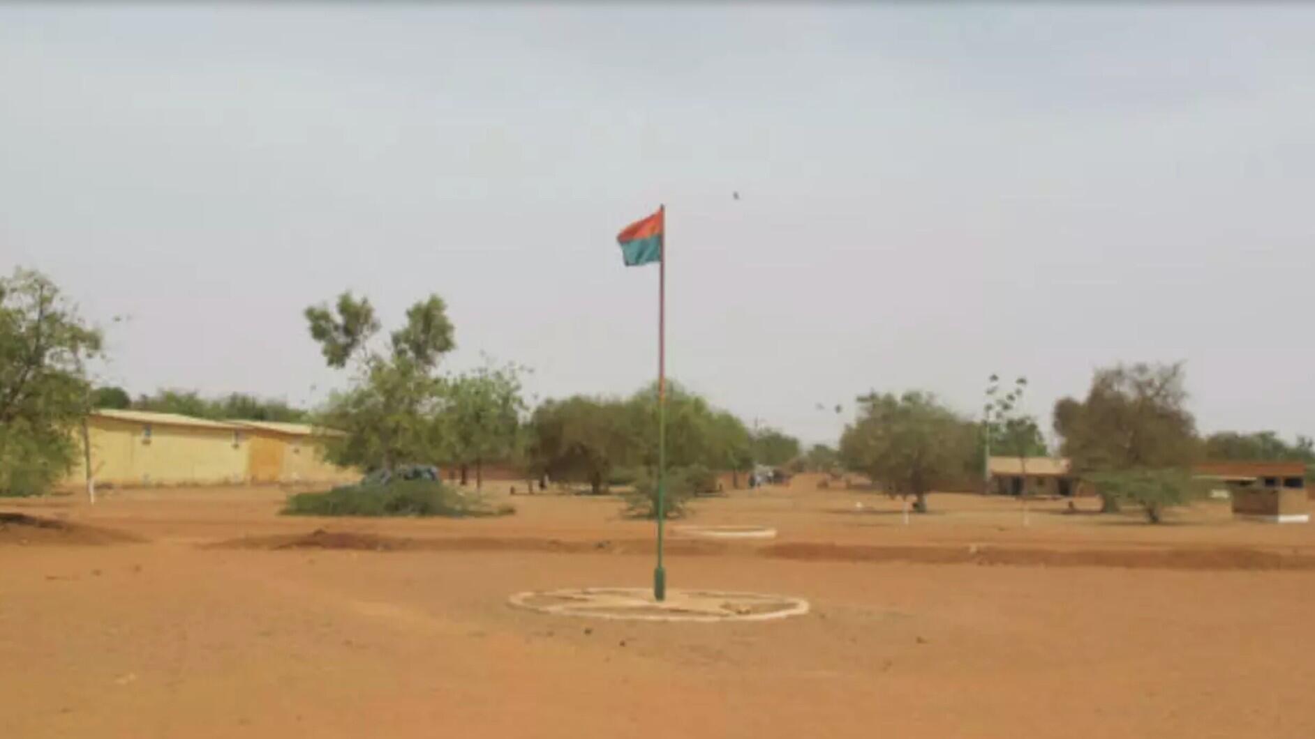 La ciudad de Djibo, en el norte de Burkina Faso, está cada vez más amenazada por los grupos armados.
