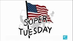 2020-03-03 15:33 US Presidential race: What exactly is Super Tuesday?