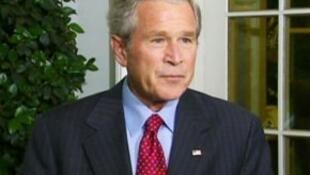 الرئيس الأمريكي السابق جورج بوش الابن