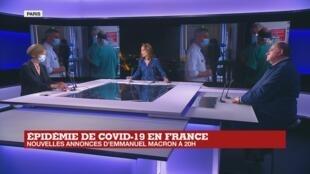 Le Débat de France 24 - mercredi 28 octobre 2020