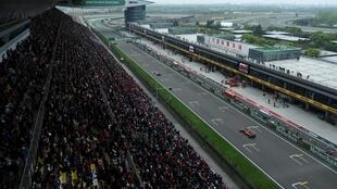Shanghai's sports authority recently said that it had been offered two Formula One races this year, but China now appears to have ruled out those races