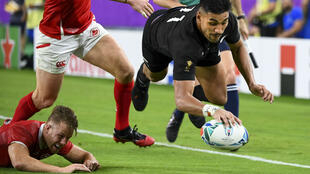 Les All Blacks se sont amusés face au Canada.