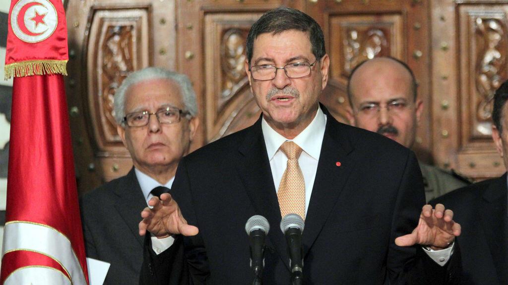 رئيس الحكومة التونسي الحبيب الصيد