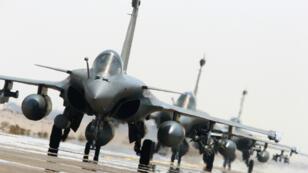 L'armée française a planifié de nouveaux vols au-dessus de la Libye.