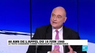 2020-06-18 18:03 L'appel du 18 juin, le texte considéré comme fondateur de la résistance française