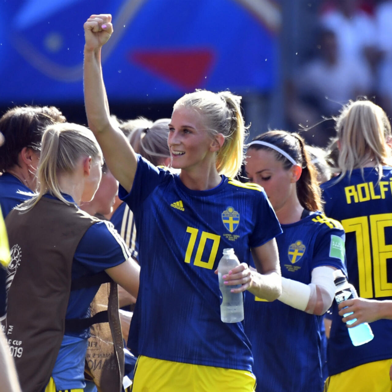 Germany Knocked Out Of Women S World Cup After Losing To Sweden