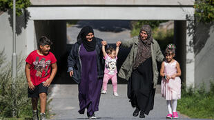 For 38-year-old Majda Ibrahim and her family, who came to Sweden in 2013 just before the big migrant wave, the road to a new life has been arduous, but worth it