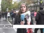 Marche contre l'Islamophobie depuis la Gare du Nord