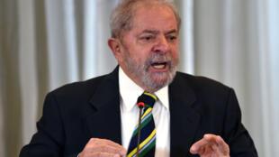 L'ex-président Lula est soupçonné de corruption dans le cadre de l'enquête sur le scandale Petrobras.