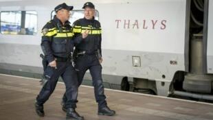 Le 21 août 2015, un carnage a été évité dans un train Thalys reliant Amsterdam à Paris, grâce notamment à trois jeunes Américains.