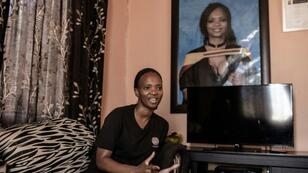 Kgomotso Sebabi is one of millions of unemployed young South Africans