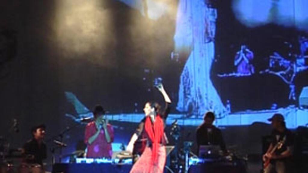 Nomadic music fest brushes aside terror threat