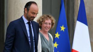 Le Premier ministre Édouard Philippe et la ministre du Travail Muriel Pénicaud présentent, jeudi 31 août à midi, les ordonnances réformant le code du travail français.