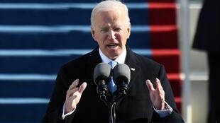 Biden Inauguration Speech 21-01-20