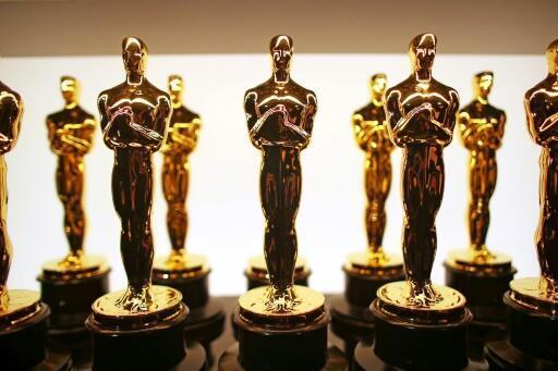Les statuettes remises lors de la cérémonie des Oscars en février 2019.