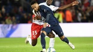 نيمار لم ينجح في إنقاذ باريس سان جرمان أمام ضيفه رينس- 2019/09/25.