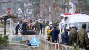 Japan flooding 1280x720