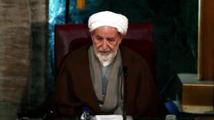 L'ayatollah Mohammad Yazdi.