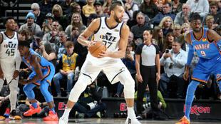 Rudy Gobert NBA