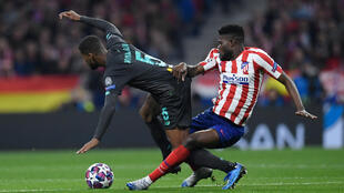 Arsenal are reportedly set to meet Thomas Partey's buyout clause from Atletico Madrid