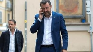 Italy's far-right leader Matteo Salvini is keen for Europe's nationalist parties to form a united front in the EU parliamentary elections next week