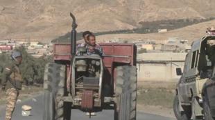 Les habitants de Fadhaliya font partie de la minorité kurdophone Shabak. Ils craignent l'arrivée de l'armée irakienne.